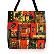 A Song For The Maasai Tote Bag