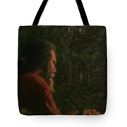 A Soothing Peace Tote Bag