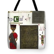 A Special Friend Tote Bag