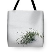 A Speck Of Green Tote Bag