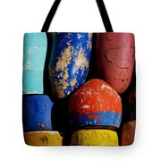 A Spectrum Of Floats Tote Bag