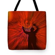 A Spiral Of Passion Tote Bag