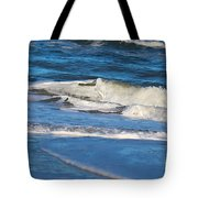 A Splash In The Surf Tote Bag