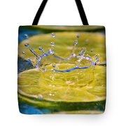 A Splash Of Lime Tote Bag