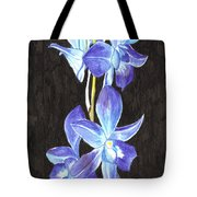 A Spray Of Orchids Tote Bag