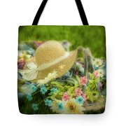 A Spring Afternoon Tote Bag