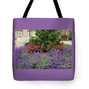 A Spring Bouquet From Mount Vernon, Baltimore Tote Bag