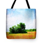A Spring Day In Texas Tote Bag