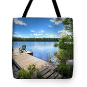 A Spring Day On West Lake Tote Bag