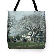 A Springtime Gathering Tote Bag