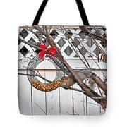 A Squirrel Christmas Tote Bag