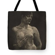 A Standing Nude Tote Bag