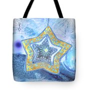 A Star Is Born Tote Bag by Kate Word