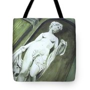 A Statue At The Toledo Art Museum - Ohio Tote Bag