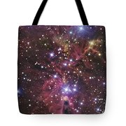 A Stellar Nursery Located Towards Tote Bag