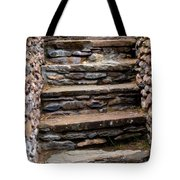 A Step Through Time Tote Bag