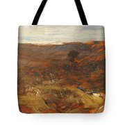 A Still Afternoon Tote Bag