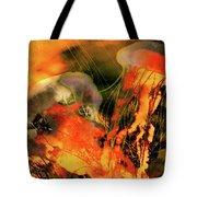 A Sting Like Fire Tote Bag