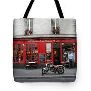 A Stop Along The Journey Tote Bag