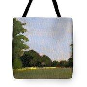 A Streak Of Sun - Queeny Park Tote Bag