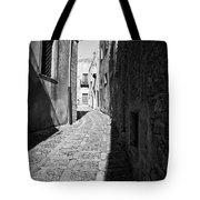 A Street In Sicily Tote Bag