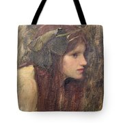 A Study For A Naiad Tote Bag