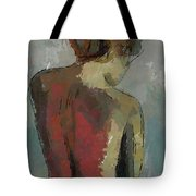 A Study Of A Standing Nude Tote Bag