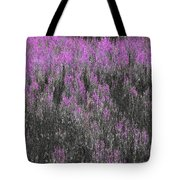 A Suggestion Of Wildflowers Tote Bag