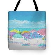 A Summer Day Drifts Away Tote Bag