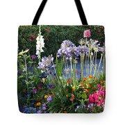 A Summer Garden Tote Bag
