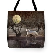 A Summer Night's Dream Tote Bag