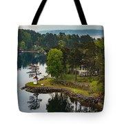 A Summer Retreat Tote Bag