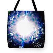 A Sun Burst Of Spring Time Tote Bag