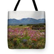 A Sunday Afternoon Drive Tote Bag