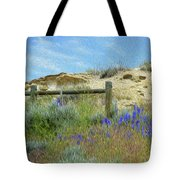A Sunday Evening Stroll Tote Bag