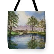 A Sunday Stroll Tote Bag