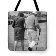 A Sunday Stroll In The Country Tote Bag