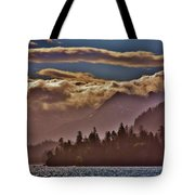 A Sunny Day On The Kachemak Bay Tote Bag