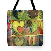 A Sunny Valentine Tote Bag