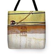 A Sunny Wall Tote Bag