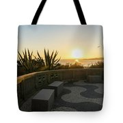 A Sunset Relaxation Zone - Tote Bag