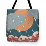 A Sunshine  Rain - Shower Tote Bag