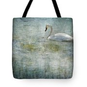 A Swan's Reverie Tote Bag