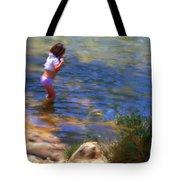 A Sweet Cool Dip Tote Bag