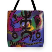 A Symbol Of Life Tote Bag