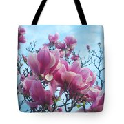A Symphony Of Magnolia Flowers Tote Bag