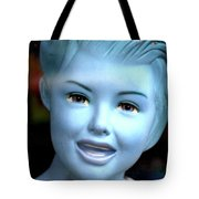 A Tad Chilly  Tote Bag