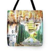 Cordoba Faith Tote Bag
