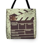 A Take From Old Hollywood Tote Bag
