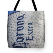 A Tall Cold One Tote Bag